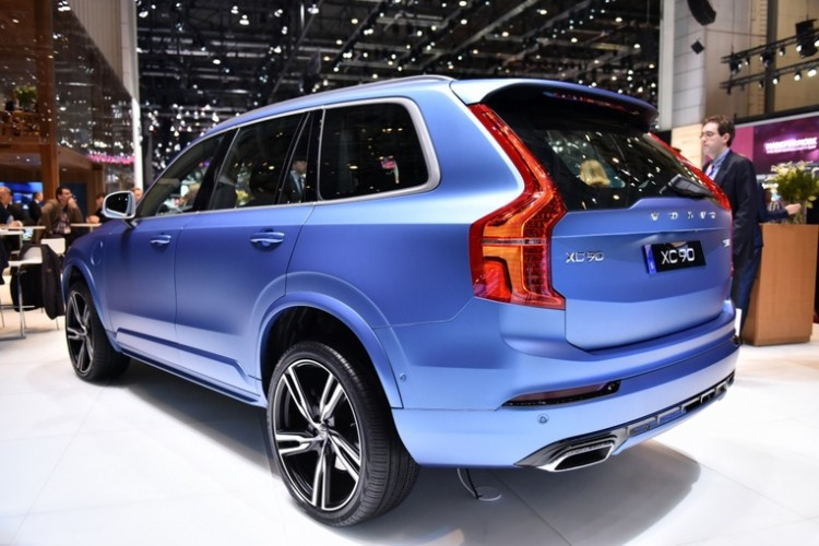 volvo xc90 twin-engine r-design